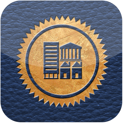 Passport vault icon